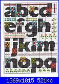 Trabalhos & graficos- Ponto cruz- monograms 23 alfabetos *-pag008-jpg