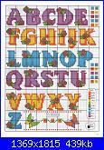 Trabalhos & graficos- Ponto cruz- monograms 23 alfabetos *-pag011-jpg