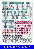 Trabalhos & graficos- Ponto cruz- monograms 23 alfabetos *-pag013-jpg
