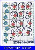 Trabalhos & graficos- Ponto cruz- monograms 23 alfabetos *-pag014-jpg