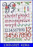 Trabalhos & graficos- Ponto cruz- monograms 23 alfabetos *-pag016-jpg