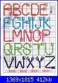 Trabalhos & graficos- Ponto cruz- monograms 23 alfabetos *-pag019-jpg