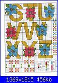 Trabalhos & graficos- Ponto cruz- monograms 23 alfabetos *-pag024-jpg