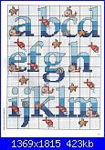 Trabalhos & graficos- Ponto cruz- monograms 23 alfabetos *-pag025-jpg