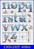 Trabalhos & graficos- Ponto cruz- monograms 23 alfabetos *-pag026-jpg