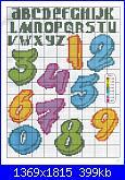 Trabalhos & graficos- Ponto cruz- monograms 23 alfabetos *-pag027-jpg
