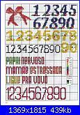 Trabalhos & graficos- Ponto cruz- monograms 23 alfabetos *-pag028-jpg