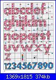 Trabalhos & graficos- Ponto cruz- monograms 23 alfabetos *-pag032-jpg