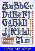 Trabalhos & graficos- Ponto cruz- monograms 23 alfabetos *-pag033-jpg