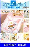 appassionate di... punto croce Bambino luglio-agosto 2009-copertina-rivista-jpg