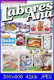 Las labores da Ana n.134 - especiale bebes-copertina-link-134-jpg