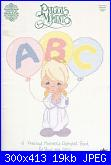 Gloria & Pat Precious Moments n. 25 - Alphabets-copertina-pm-25-link-jpg
