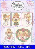 Gloria & Pat Precious Moments n. 57 - Precious gifts-copertina-pm-57-jpg