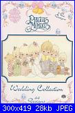 Gloria & Pat Precious Moments R n. 9 Wedding Collection-copertina-pmr-9-wedding-collection-jpg