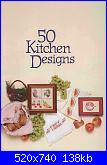 501 cross Stitch Designs by Sam Hawkins for American School of Needleworks - 1994-2-kitchen-1-jpg
