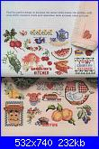501 cross Stitch Designs by Sam Hawkins for American School of Needleworks - 1994-2-kitchen-2-jpg