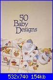 501 cross Stitch Designs by Sam Hawkins for American School of Needleworks - 1994-3-baby-1-jpg