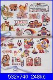 501 cross Stitch Designs by Sam Hawkins for American School of Needleworks - 1994-3-baby-3-jpg