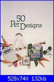 501 cross Stitch Designs by Sam Hawkins for American School of Needleworks - 1994-5-pet-1-jpg
