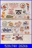 501 cross Stitch Designs by Sam Hawkins for American School of Needleworks - 1994-5-pet-3-jpg