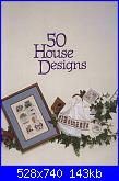 501 cross Stitch Designs by Sam Hawkins for American School of Needleworks - 1994-6-house-1-jpg
