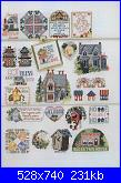 501 cross Stitch Designs by Sam Hawkins for American School of Needleworks - 1994-6-house-3-jpg
