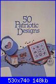 501 cross Stitch Designs by Sam Hawkins for American School of Needleworks - 1994-9-patriotic-1-jpg