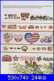 501 cross Stitch Designs by Sam Hawkins for American School of Needleworks - 1994-9-patriotic-2-jpg