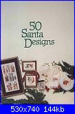501 cross Stitch Designs by Sam Hawkins for American School of Needleworks - 1994-10-santa-1-jpg