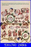 501 cross Stitch Designs by Sam Hawkins for American School of Needleworks - 1994-10-santa-2-jpg