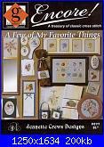 Jeanette Crews Design 8111 - A Few of My Favorite Things-jcd-jpg