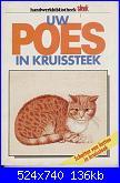 Pia Van Boven - Uw Poes In Kruissteek. Schatten Van Katten In Kruissteek - 1984-gatti-jpg