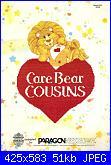 Gloria&Pat book 5101 - Care Bear Cousins 1985-cbc_cover-jpg