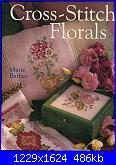 Marie Barber -  Cross-Stitch Florals -2001-1-jpg