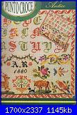 I capolavori a Punto croce - L'Alfabeto Antico - Anno I n. 2 Dicembre 1997-i-capolavori-punto-croce_lalfabeto-antico-01-jpg