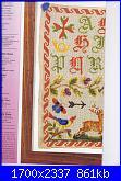 I capolavori a Punto croce - L'Alfabeto Antico - Anno I n. 2 Dicembre 1997-i-capolavori-punto-croce_lalfabeto-antico-02-jpg