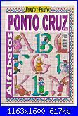 Ponto A Ponto - Ponto Cruz 10 - Alfabetos-ponto-cruz-10-alfabetos-001-jpg
