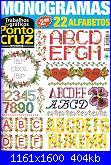 Trabalhos e Gráficos Ponto cruz - Monogramas 22 alfabetos-digitalizar0001-jpg