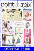 Point de Croix Magazine - Thématique 30 - Un monde féerique - dic 2006-point-thematique-30-jpg