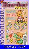 Arte de bordar mini  nº10 pequenos motivos infantis-00-00-capa-jpg