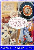 Adele Welsby's - Cross Stitch Characters - 2002-adele-jpg
