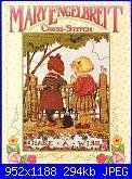 Mary Engelbreit - Cross Stitch - Make a wish - 1996-maryengelbreitcrossstitch001-jpg