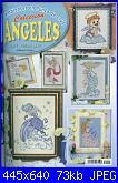 Ambientes punto de cruz coleccion angeles 1 - 2004-0-portada-jpg