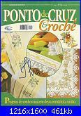 Ponto de cruz & croche n. 4 - 2006-digitalizar0001-jpg