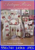 Jeanette Crews Design 1252 - Antique Roses - Elizabeth Spurlock-1-jpg
