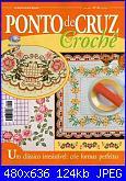 Ponto Cruz e Crochê - Nº 8 - 2007-00-0-jpg