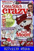 Cross Stitch Crazy 144 - Christmas - 2010 + Christmas Bookmarks-00-jpg
