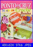 Ponto de Cruz e Crochê - Nº 9 - 2007-capa-jpg
