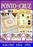 Ponto de Cruz e Crochê - Nº 12 - 2007-0-cover-jpg