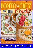 Ponto Cruz e Crochê - Nº 14 - 2008-p-cruz-croche-n-14-1-jpg
